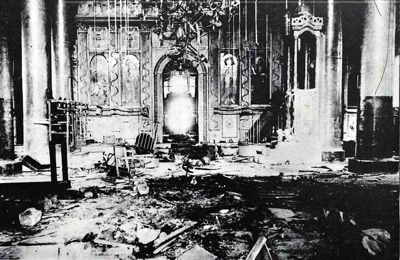 Σεπτεμβριανά 1955: Από την Άλωση της Πόλεως στην Άλωση της πολυμαρτυρικής  Πολιτικής Ρωμηοσύνης - paratiritis-news
