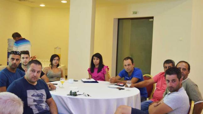 Εκπαίδευση για την ενίσχυση της προστιθέμενης αξία του βαμβακιού στη Ροδόπη