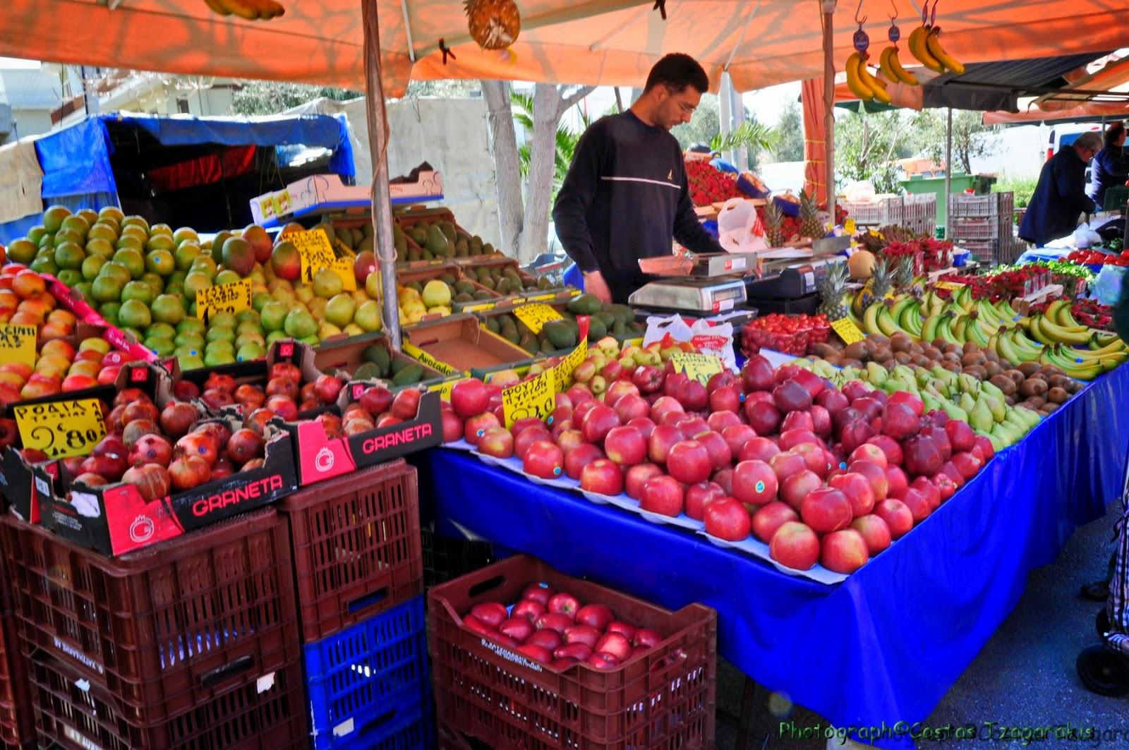 Αναστέλλεται η λειτουργία των λαϊκών αγορών στον Δήμο Κομοτηνής ...